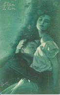 """Coppia Di Innamorati, """"l'Edera - Le Lierre"""", Riproduzione Da Orig., Reproduction, Illustrazione, (E51) - Coppie"""