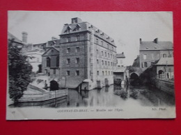 Carte Postale  - GOURNAY EN BRAY (76) - Moulin Sur L'EPTE (3195) - Gournay-en-Bray