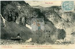 260 - Pelvoux - Lac De Puy-Vachier (1244m.). Cote IPCpostcards 8 Euros - Ecrite - Etat O+ - Frankreich
