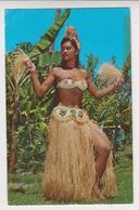 CC 116 /  TAHITI  : BORA  BORA Costume / Tahitienne - Polynésie Française