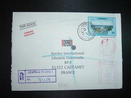 LR TP RIVIERE DU POSTE ESTUARY RS 5 OBL.22 DE 94 CENTRAL FLACQ + EMA PT 0021 à 20,00 - Maurice (1968-...)