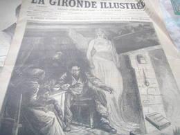 LA GIRONDE ILLUSTREE / LE NOEL DE LA REPUBLIQUE  MARIANNE - Zeitschriften - Vor 1900