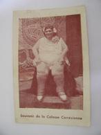 C.P.A.-Souvenir De La Colosse Corrézienne - 1910 - SUP (CJ 21) - Circus
