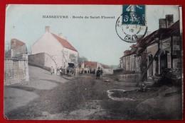 MASSEUVRE Ou MASSOEUVRE Route De Saint Florent Sur Cher - Saint-Florent-sur-Cher