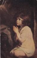 AS81 Art Postcard - The Infant Samuel By Sir Joshua Reynolds - Paintings