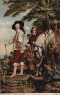 AS81 Art Postcard - Charles I, King Of England By Van Dyck - Paintings