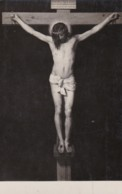 AS81 Religious Art Postcard - Nuestro Señor Crucificado By Velazquez - Paintings, Stained Glasses & Statues