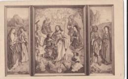 AS81 Religious Art Postcard - Bartholomaeus Meister, Thomas Altar - Paintings, Stained Glasses & Statues
