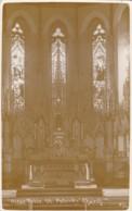 AS81 RPPC - Altar Table, St. Patricks Church - Photographs