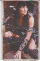 Xena - Collection Card - 78/49 Mm - Xena