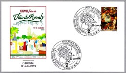 XXVII FEIRA DO VIÑO RO ROSAL - Vino - Wine Fair. O Rosal, Pontevedra, Galicia, 2019 - Vinos Y Alcoholes