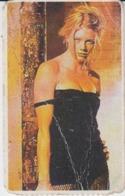 Nikita - 1997 - Collection Card - 78/49 Mm - Cinema & TV