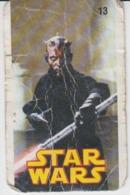 Star Wars - Collection Card - 84/53 Mm - Star Wars