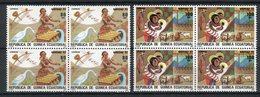 Guinea Ecuatorial 1983. Edifil 49-50 X 4 ** MNH. - Äquatorial-Guinea