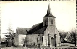 Cp Saint Lambert La Potherie Maine Et Loire, L'Eglise - Autres Communes