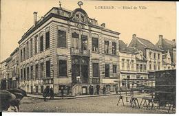 LOKEREN  HOTEL DE VILLE ECRITE - Lokeren