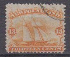 New Foundand 1965 Scott 30 / Ship 1v Used (44199) - Newfoundland