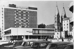 AK 0300  Maribor - Autos , Hotel Um 1966 - Slowenien