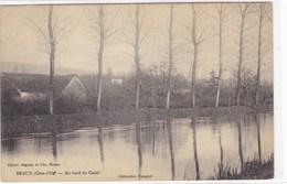 Côte-d'Or - Braux - Au Bord Du Canal - Altri Comuni