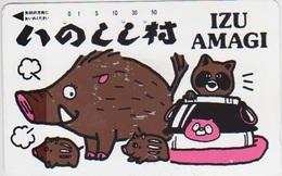 ZODIAC - JAPAN-197 - PIG - HOROSCOPE - Zodiaco