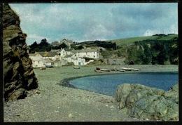 Ref 1321 - J. Arthur Dixon Postcard - Porthallow Fishing Village Cornwall - Other