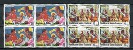 Guinea Ecuatorial 1985. Edifil 71-72 X 4 ** MNH. - Äquatorial-Guinea