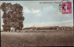 Cp Vinneuf Yonne, Panorama - Other Municipalities