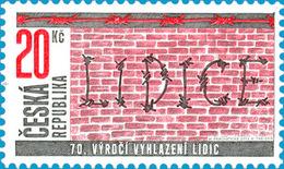 ** 722-3 Czech Republic Lidice And Lezaky 2012 - WW2 (II Guerra Mundial)