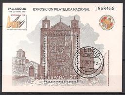 Spanien (1992)  Mi.Nr.  Block 51  Gest. / Used  (3bl-02.10) - 1931-Heute: 2. Rep. - ... Juan Carlos I