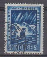 Norway 1941 Halogaland Exhibition 1v Used (44203) - Gebruikt
