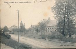 BELGIQUE LIBIN GRAND RUE LES NOUVELLES ECOLES - Libin
