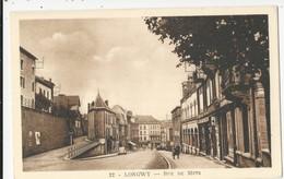 Longwy  Rue De Metz - Longwy