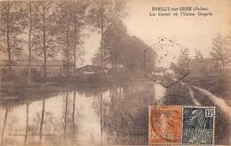 ROMILLY SUR SEINE - Le Canal Et L'Usine Dupré - Romilly-sur-Seine