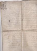 Hoboken, Testament De 28 Aout 1733. 4 Pages. Maria Mortelmans. - Manuscrits