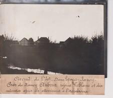 CIRCUIT DE L'EST TROYES NANCY LEBLANC PRES DE NANCY AUBRUN 18*13CM Maurice-Louis BRANGER PARÍS (1874-1950) - Aviación