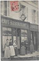 27 EVREUX CAFE RESTAURANT MORETTI - Evreux
