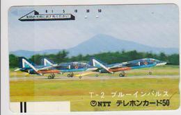 AIRPLANE - JAPAN-226 - MILITARY - FRONT BAR - Vliegtuigen