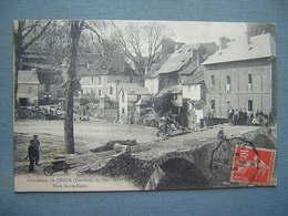 INONDATION DE SEGUR 1913 - PONT NOTRE DAME - Altri Comuni