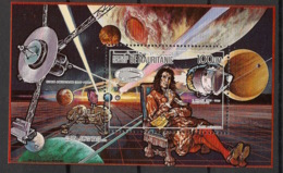 Mauritanie - 1986 - Bloc Feuillet BF N°Yv. 48 - Halley's Comet - Neuf Luxe ** / MNH / Postfrisch - Mauritania (1960-...)