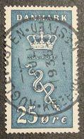 LE DANEMARK LUTTE CONTRE LA GUERRE DE 1930 - Dinamarca