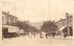Algérie - Carte Sans Légende - Edité à Alger - Algiers