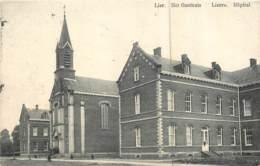 Belgique - Lier - Het Gasthuis - Lierre - Hopital - See Postmark EDEGEM - Marque Postale Au Dos - Lier