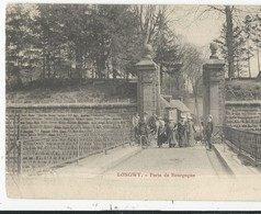 Longwy  Porte De Bourgogne     Editeur Marie - Longwy