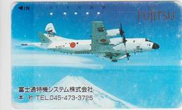 AIRPLANE - JAPAN-237 - MILITARY - Airplanes