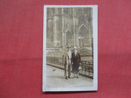 To Identify Couple By Church       Ref    3554 - Postcards