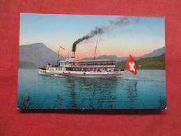 Salindampler Schiller    Ref    3554 - Steamers