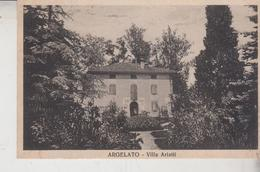 ARGELATO BOLOGNA VILLA ARIATTI 1940 - Bologna