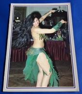 """PIN-UP Post Card """"Sexy Turkish Girl - Bauchtänzerin"""" Jolie Jeune Femme / Nice Young Woman Ca. 12 X 17 Cm [19-501] - Pin-Ups"""