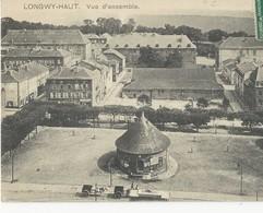 Longwy -Haut   Vue D'ensemble  Editeur  Kremer - Longwy