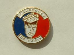 PIN'S FOOTBALL - PSG - LES GAVROCHES DE PARIS - Football